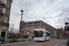 Irizar ie bus n°443  -  Strasbourg, CTS