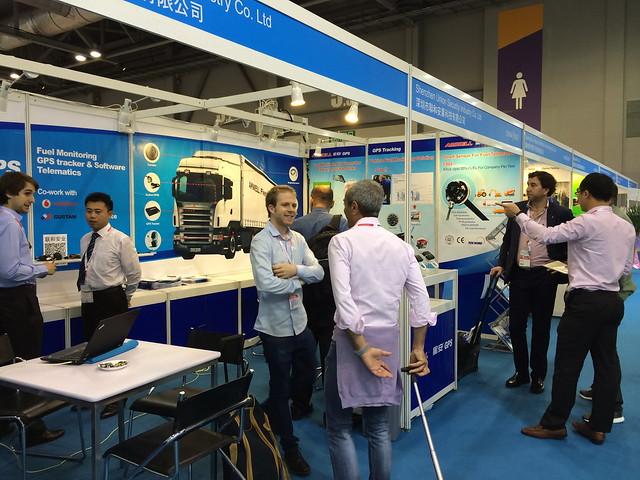 HONGKONG Exhibition GPS zone