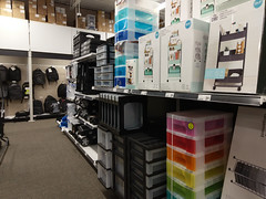 Office Depot storage and storage carts