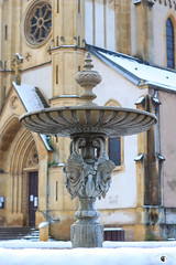 Fontaine - Rue de l'Église