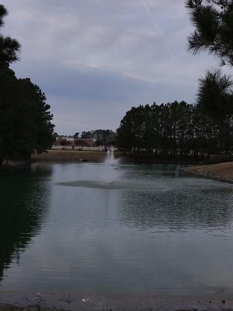 Photo:Pond By byzantiumbooks