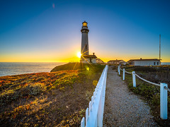 Pigeon Point Lighthouse Solstice Sunset California Fine Art Fuji GFX100 Landscape Photography! San Mateo Light House Ocean Art Seascape! Dr. Elliot McGucken Master Medium Format Landscape Nature Photography Fuji GFX 100 & FUJINON FUJIFILM GF Lens