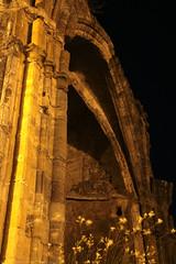 FR11 5924 L'abbaye bénédictine Notre-Dame d'Alet (Xe siècle). Alet-les-Bains, Aude - Photo of La Digne-d'Amont