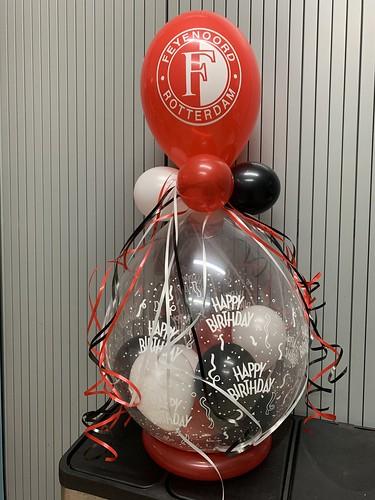 Kadoballon Verjaardag Feyenoord Voetbal