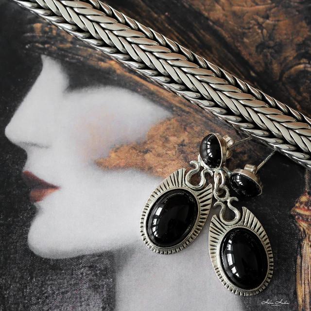 Photo:Earrings By hehaden