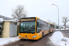 LE MET' / Mercedes-Benz Citaro G C2 n°2054