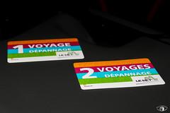 LE MET' / Titres de transports 1 Voyage et 2 Voyages (avant fin 2020)