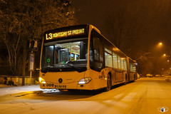 LE MET' / Mercedes-Benz Citaro G C2 n°2054 - Photo of Plappeville
