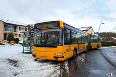 LE MET' / Irisbus Agora L n°0344 - Photo of Plappeville