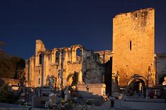 FR11 5931 L'abbaye bénédictine Notre-Dame d'Alet (Xe siècle). Alet-les-Bains, Aude