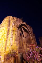 FR11 5904 L'abbaye bénédictine Notre-Dame d'Alet (Xe siècle). Alet-les-Bains, Aude - Photo of La Digne-d'Amont