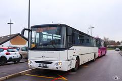 LE MET' / Karosa/Irisbus Axer C956 12.8 n°063059 et Irisbus Crossway 12.8 n°123042 - Keolis 3 Frontières