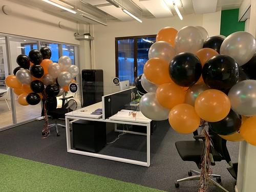 Heliumballonnen RauwCC Rotterdam