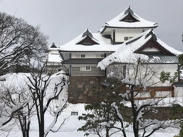 Photo:Kanazawa Castle By oyajimbo