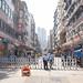 City Lockdown - Hong Kong.