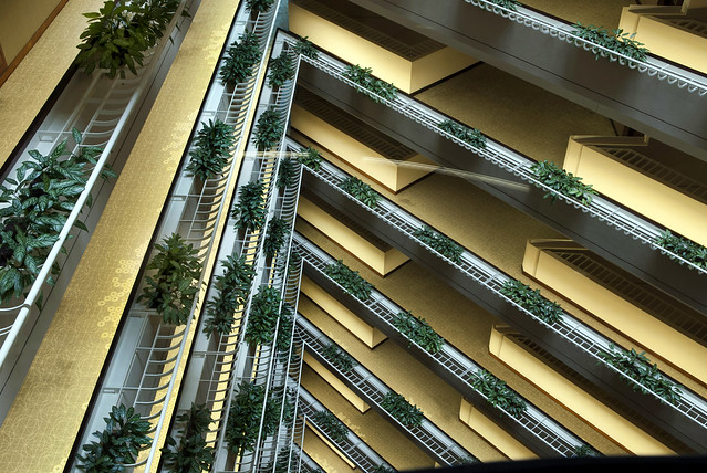 Hôtel Pan Pacific Singapore - Singapour