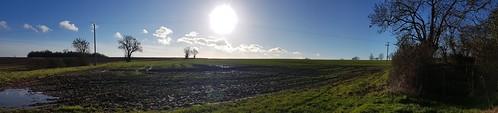 Big Suffolk sky
