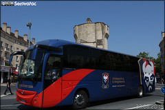 Irisbus Magelys – Autocars Delcourt / Stade Malherbe (Caen)