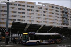 Heuliez Bus GX 327 – Tisséo n°0619