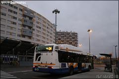 Heuliez Bus GX 317 GNV – Tisséo n°0512 - Photo of Toulouse