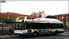 Heuliez Bus GX 317 GNV – Tisséo n°0512
