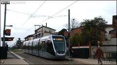 Alstom Citadis – Tisséo n°5008 - Photo of Toulouse
