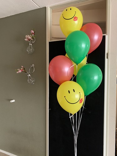 Ballonboeket Carnaval