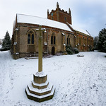 St Marys and the War Memorial