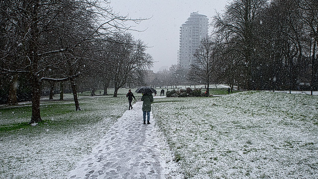Photo:A walk in the park By Croydon Clicker