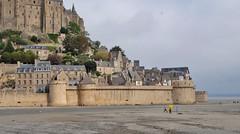 Le Mont Saint Michel, Normandie - Photo of Saint-Jean-le-Thomas