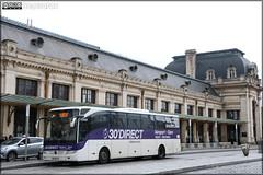 Mercedes-Benz Tourismo – Cars de Bordeaux (Keolis) / 30'direct