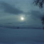 Dark Sun II  (Retina IIIC / Portra 400)