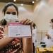 Vacinação Centro de Eventos - 25/01/2021 - Foto: Mateus Dantas