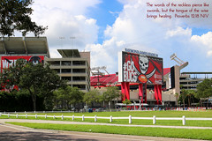 Raymond James Stadium, Tampa FL