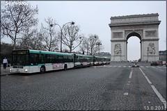Man NL 223 – RATP (Régie Autonome des Transports Parisiens) / STIF (Syndicat des Transports d'Île-de-France) n°9138