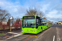 LE MET' / Mercedes-Benz Citaro G I n°0152 - Photo of Plappeville