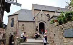 Mont Saint Michel, Normandie - Photo of Saint-Jean-le-Thomas