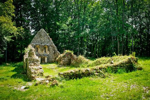 Chapelle Saint-Thomas