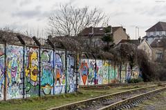 Ancienne ligne de Champigneulles à Houdemont