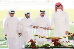 تتويج الفائزين برموز الحيل والزمول (الأشواط العامة) مهرجان الأمير الوالد ٢٧-١-٢٠٢١