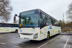 Fluo Grand Est 57 / Iveco Crossway Line 13 n°213004 - Keolis 3 Frontières - Photo of Plappeville