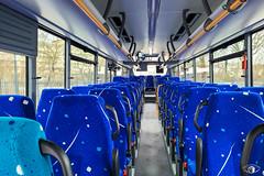 Fluo Grand Est 57 /Intérieur : Iveco Crossway Line 13 n°213004 - Keolis 3 Frontières