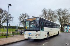 Fluo Grand Est 57 / Mercedes-Benz Intouro M n°113043 - Keolis 3 Frontières - Photo of Plappeville