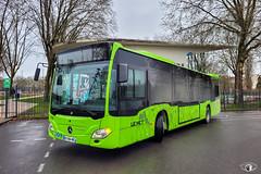 LE MET' / Mercedes-Benz Citaro C2 n°1736
