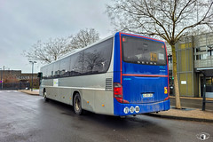 Fluo Grand Est 57 / Setra S416 UL n°075004 - Keolis 3 Frontières - Photo of Plappeville