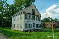 Old Boarding House in Terry, Mississippi