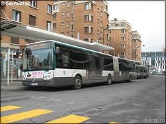 Irisbus Citélis 18 – RATP (Régie Autonome des Transports Parisiens) / STIF (Syndicat des Transports d'Île-de-France) n°1840