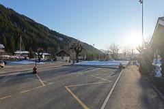 Gare routière @ Le Grand-Bornand