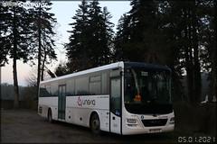 Man Lion's Intercity – Linevia (Réseau Herviaux Mobilités) n°19106 - Photo of Comblessac