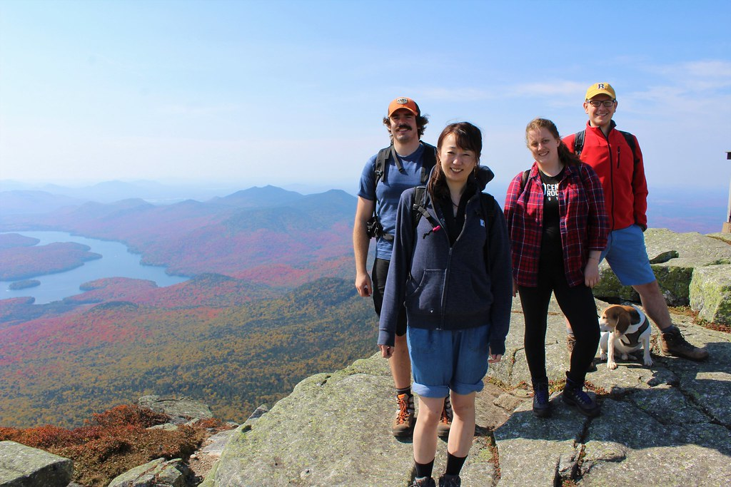 Lab Hiking Pics, 2019-2020